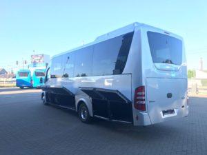 Iveco CUBY C70 Tourist Line