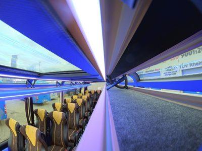 CUBY Iveco Tourist Line Open Sky