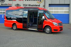Zabudowy autobusów mercedes benz
