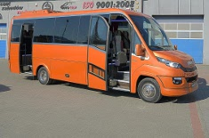 CUBY Iveco Galerie 5
