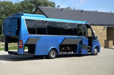 CUBY Iveco Tourist Line Open Sky