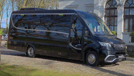zabudowy busów, sprinter
