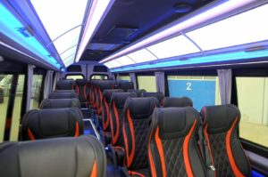 CUBY BUS 27 PERSONS! 17