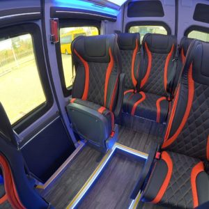 CUBY BUS 27 PERSONS! 26