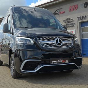 "NEW Cuby ""Diamond-design front bumper"" 2019 2"