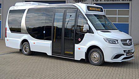 Zabudowy busów