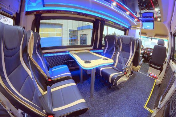 CUBY Sprinter 319 CDI Special Line No. 399