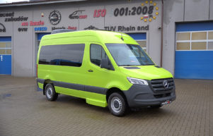 CUBY Sprinter 416 CDI Special Line Classic