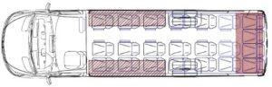 Sprinter CUBY Tourist Line HD No. 397
