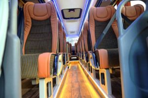 CUBY Bus MidiBus seats leather