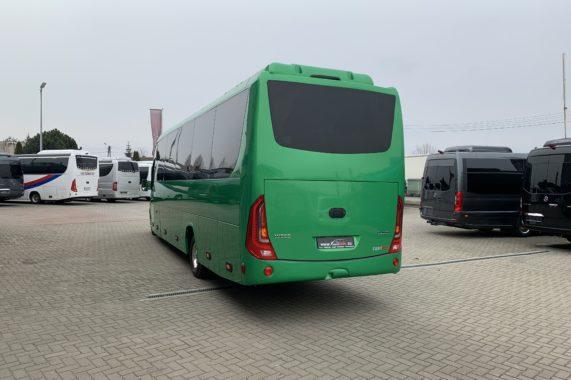 CUBY BUS Tourist Line XXL 37 seats rear flap
