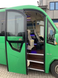 CUBY BUS Tourist Line XXL 37 seats side electric door