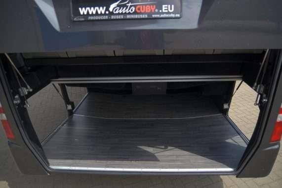 Iveco CUBY Tourist Line No. 293 luggage