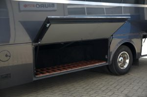 Iveco CUBY Tourist Line No. 293 luggage side