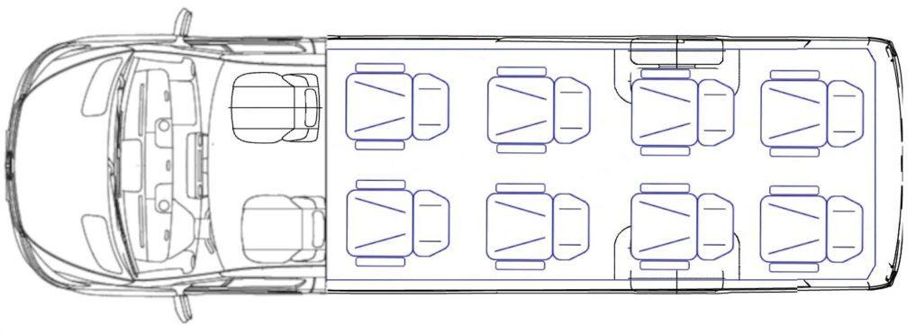 Sprinter CUBY Vip Line No. 389