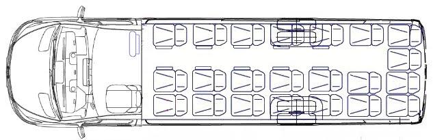 Sprinter CUBY Tourist Line Classic No. 391