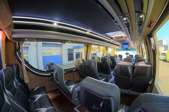 Sprinter CUBY Tourist Line HD 2x2 No. 396