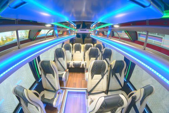 Sprinter CUBY Tourist Line RH OpenSKY No. 420