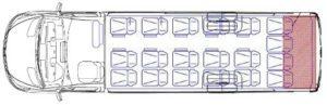 Sprinter CUBY Tourist Line 4x4 No. 398