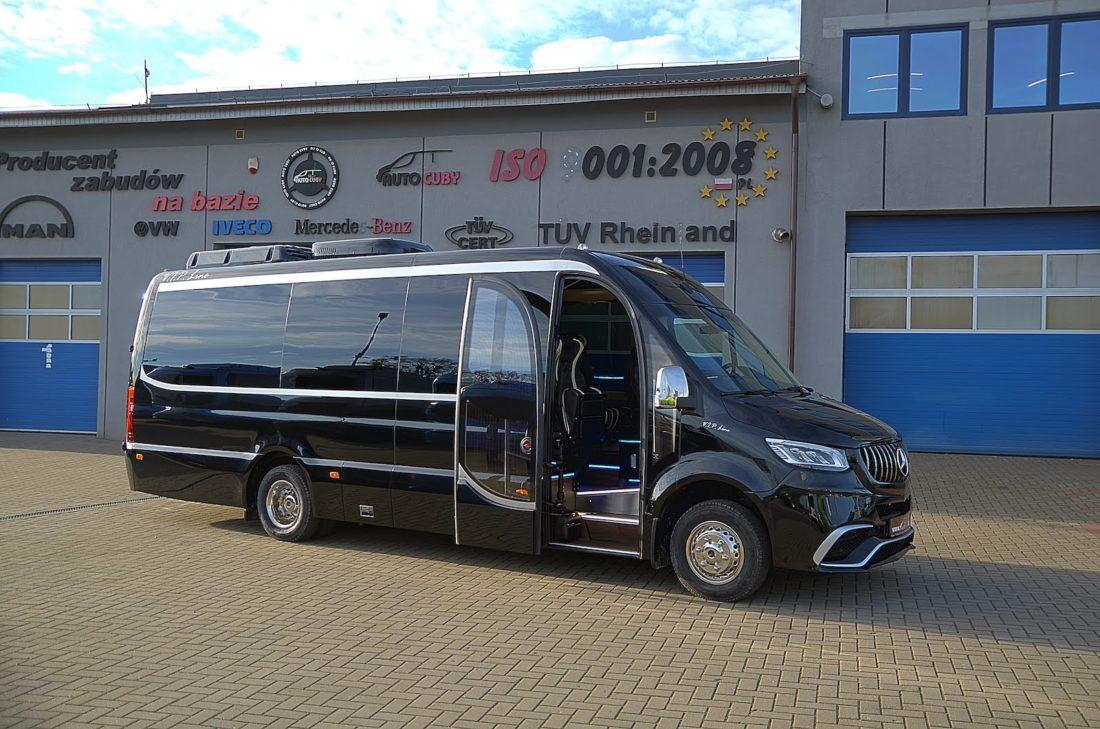 Sprinter CUBY VIP Line No. 406