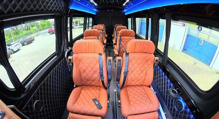 Cuby bus Tourist line