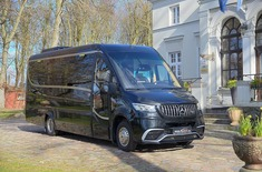 Cuby Sprinter HD Tourist Line 519CDI | Nowy Model 907 No. 421