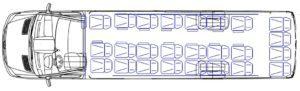 Cuby BUS 62 Tourist Line No. 362