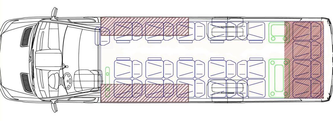 Sprinter CUBY Tourist Line No. 363