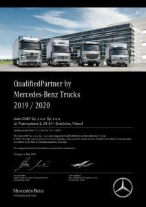 QalifiedPartner by Mercedes-Benz Trucks 2019_2020