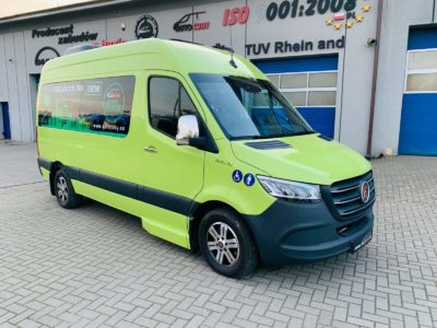 CubyBus 100% Electric GreenPower No. 413