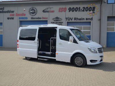Sprinter CUBY Special Line TaxiBus No. 308