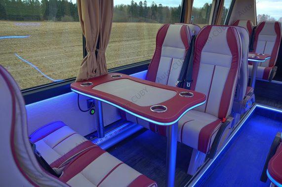 Iveco CUBY Bus Tourist Line No. 227
