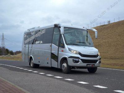 Iveco CUBY Bus Tourist Line No. 228
