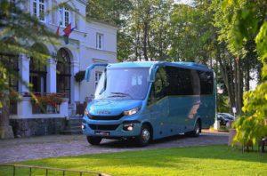 Iveco CUBY Bus Tourist Line No. 256