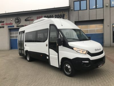 IVECO CUBY DAILY 50C CITY LINE (261)