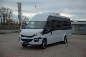 Iveco CUBY Daily 65C City Line No.268