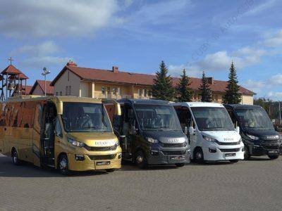 Iveco CUBY Tourist Line No. 278