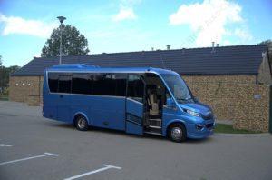 Iveco CUBY Tourist Line No. 302
