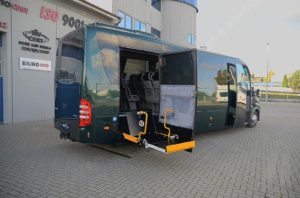 Iveco CUBY Tourist Line No. 315