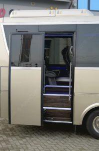 Iveco CUBY Tourist Line No. 318
