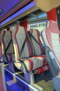 Iveco CUBY Tourist Line No. 339