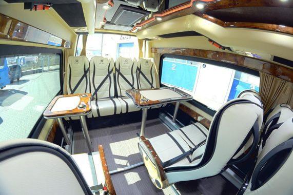 Sprinter CUBY Vip Line No. 340