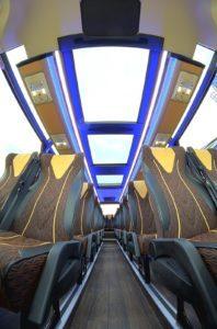 Iveco CUBY Tourist Line Open Sky Exclusive No. 348