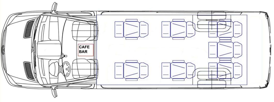 Sprinter CUBY VIP Line No. 371