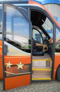Iveco CUBY Tourist Line No. 418