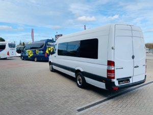 Auto-Cuby Sprinter Tourist Line