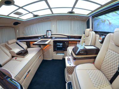 CUBY V-class VIP Line No. 266