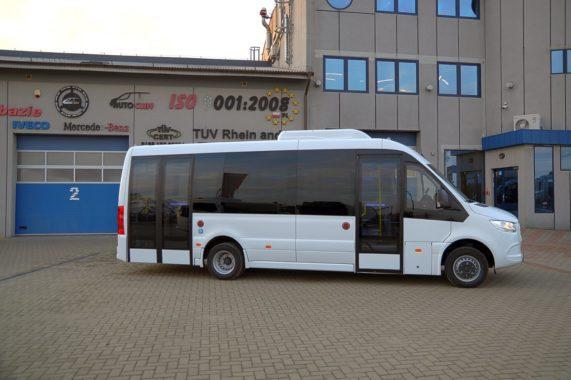 Cuby Sprinter 519cdi City Line | new model 907 | 14+2+1+11 | No. 400