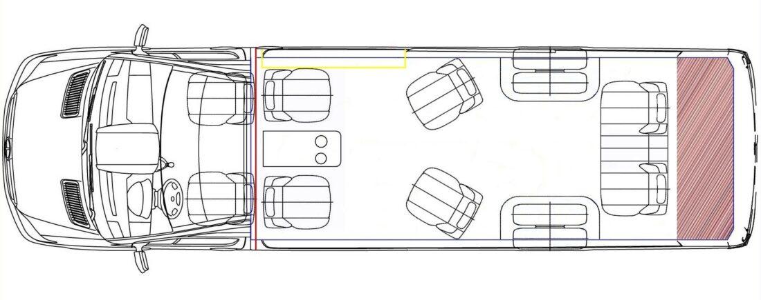Sprinter CUBY VIP Line No. 133