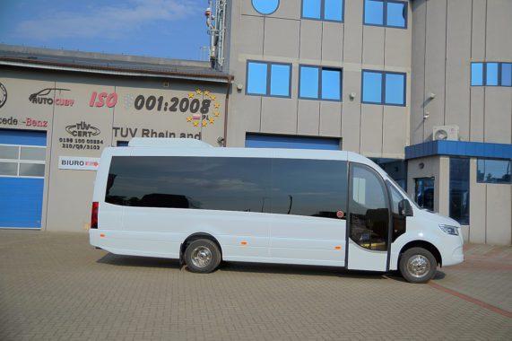 CUBY SPRINTER 519CDI TOURIST LINE 425
